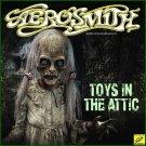 Aerosmith - Toys In The Attic Live (2019 Silver Pressed Promo 2CD)*