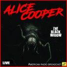 Alice Cooper - The Black Widow Live (2019 Silver Pressed Promo CD)*