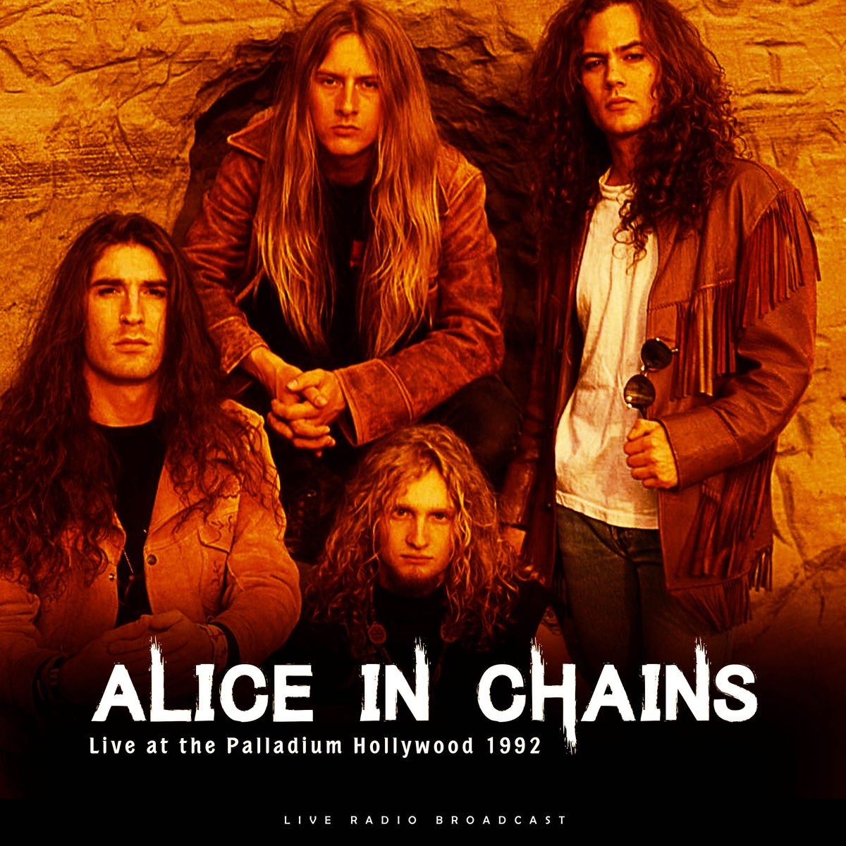 Alice In Chains - Live At The Palladium Hollywood 1992 (2019 Silver Pressed Promo CD)*