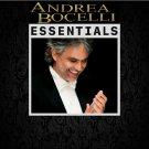 Andrea Bocelli - Essentials (2019 Silver Pressed Promo 2CD)*