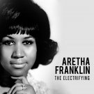 Aretha Franklin - The Electrifying (2019 Silver Pressed Promo CD)*