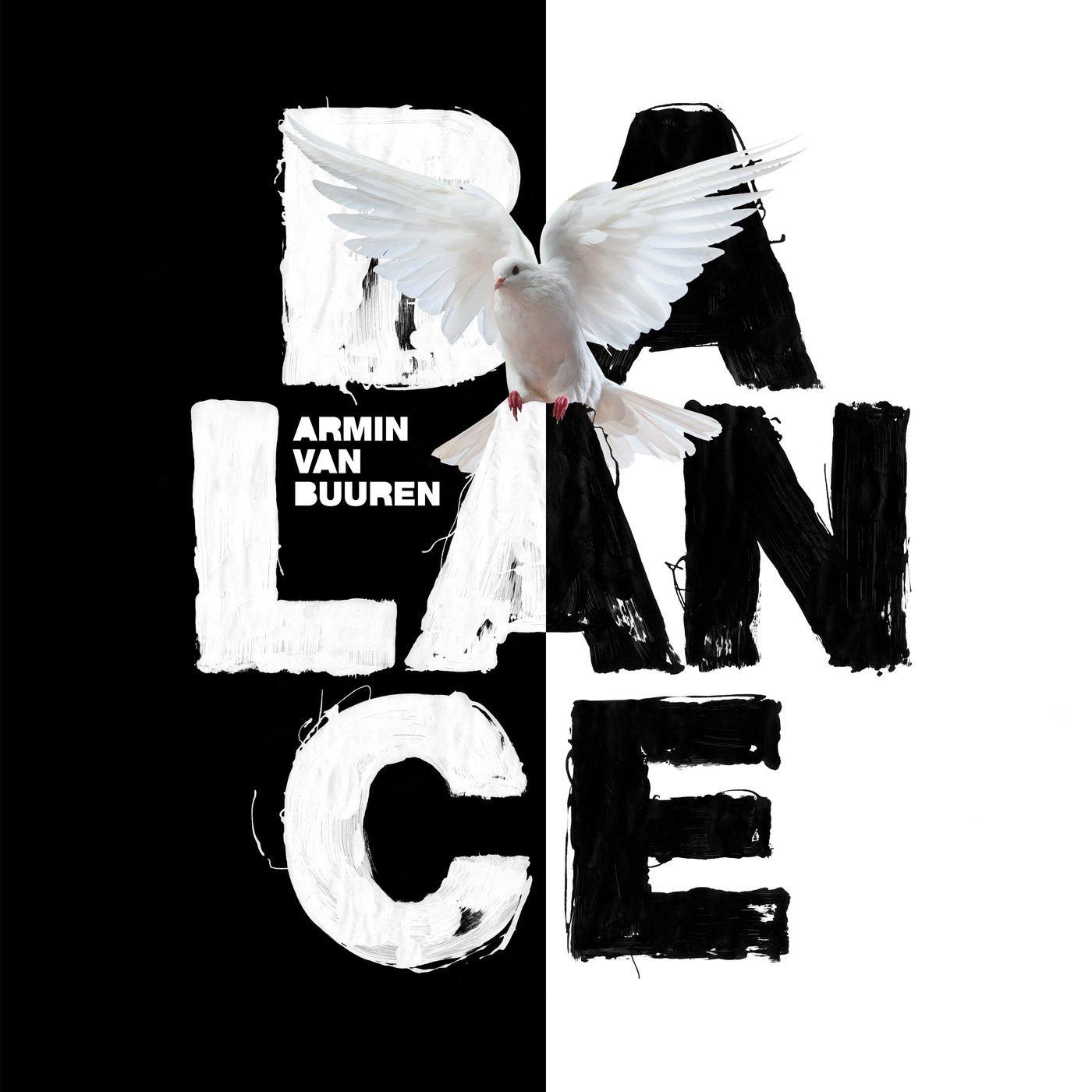 Armin Van Buuren - Balance (2019 Silver Pressed Promo 2CD)*