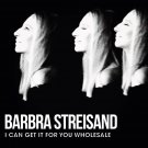 Barbra Streisand - I Can Get It For You Wholesale (2019 Silver Pressed Promo CD)*