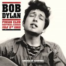 Bob Dylan - Finjan Club 62 (2019 Silver Pressed Promo CD)*