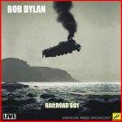 Bob Dylan - Railroad Boy Live (2019 Silver Pressed Promo CD)*