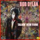 Bob Dylan - Talkin New York Live (2019 Silver Pressed Promo CD)*