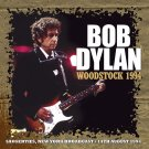 Bob Dylan - Woodstock 1994 Live (2019 Silver Pressed Promo CD)*