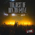 Bon Jovi - The Best Of Bon Jovi Live (2019 Silver Pressed Promo CD)*