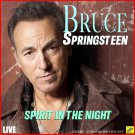 Bruce Springsteen - Spirit In The Night Live (2019 Silver Pressed Promo CD)*