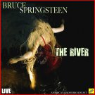 Bruce Springsteen - The River Live (2019 Silver Pressed Promo CD)*
