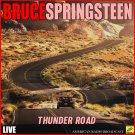 Bruce Springsteen - Thunder Road Live (2019 Silver Pressed Promo CD)*