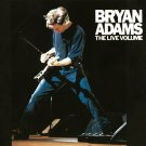 Bryan Adams - The Live Volume (2019 Silver Pressed Promo CD)*