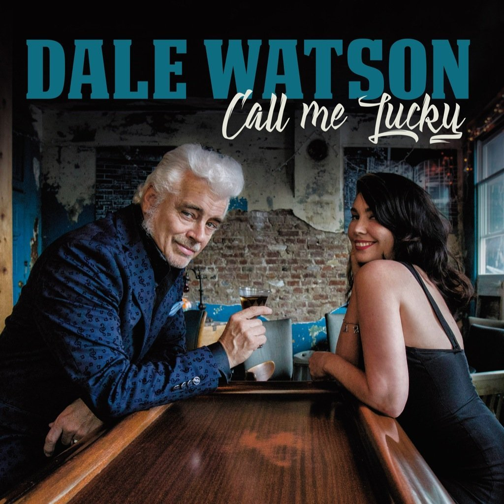 Dale Watson - Call Me Lucky (2019 Silver Pressed Promo CD)*