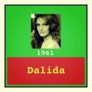 Dalida - 1961 (2019 Silver Pressed Promo CD)*