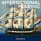 Dalida - International Earwig (2019 Silver Pressed Promo CD)*