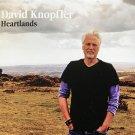David Knopfler - Heartlands (2019 Silver Pressed Promo CD)*
