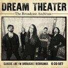 Dream Theater - The Broadcast Archives - Classic Live Fm (Silver Pressed Promo 6CD)*
