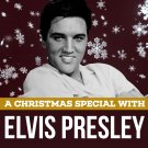 Elvis Presley - A Christmas Special With Elvis Presley (2019 Silver Pressed Promo CD)*