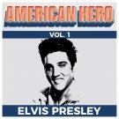 Elvis Presley - American Hero Vol.1 (2019 Silver Pressed Promo CD)*
