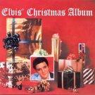 Elvis Presley - Elvis Christmas Album (2019 Silver Pressed Promo CD)*