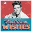 Elvis Presley - Elvis Christmas Wishes (2019 Silver Pressed Promo CD)*