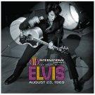 Elvis Presley - The International Hotel Las Vegas Nevada August 23 1969 (Silver Pressed Promo CD)*