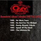 Ozzy Osbourne - Remastered Album Collection 1995 Vol.2 (Silver Pressed 5CD)*