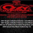 Ozzy Osbourne - Unreleased & Rare Album Collection 2007-2009 (Silver Pressed 5CD)*