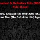 Elton John - Greatest & Definitive Hits 2002/2008 (4CD)