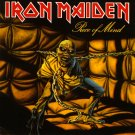 Iron Maiden - Piece Of Mind (Deluxe Silver Pressed Promo 3CD)*