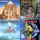 Iron Maiden - The Studio Collection Remastered Part 2 (4CD Promo Edition 2019)