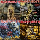 Iron Maiden - The Studio Collection Remastered Part 1 (Silver Pressed Promo 4CD)*