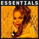 Janet Jackson - Essentials 2019 (Silver Pressed Promo 2CD)*