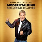 Modern Talking - Maxi & Singles Collection (Silver Pressed Promo 4CD)*