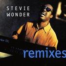 Stevie Wonder - Remixes (5CD Promo Edition 2019)