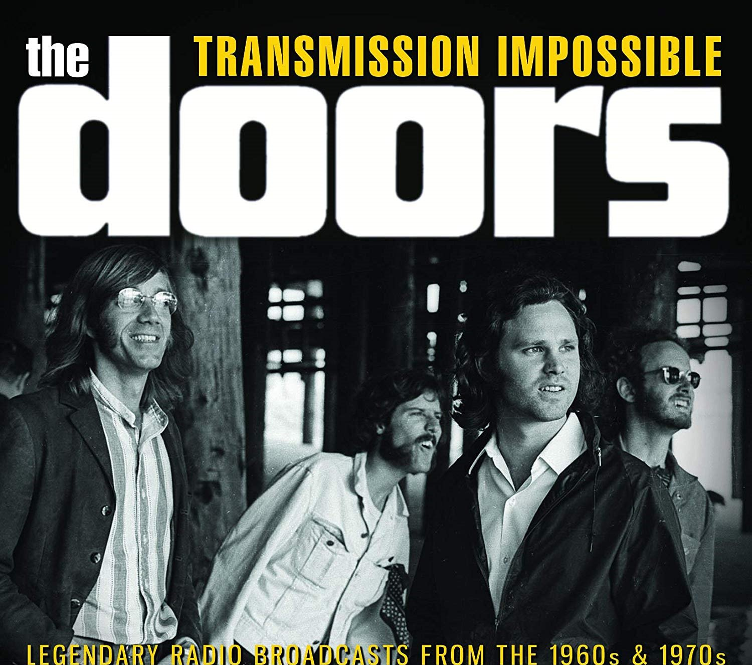 The Doors - Transmission Impossible (Silver Pressed Promo 4CD)*