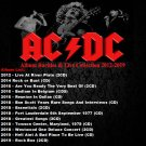ACDC - Album Rarities & Live Collection 2012-2019 (20CD Promo Edition 2020)
