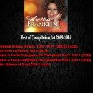 Aretha Franklin - Best of Compilation Set 2009-2014 (25CD Promo Edition 2020)
