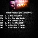 ATB - DJ in the Mix Collection 2003-2010 (15CD Promo Edition 2020)
