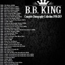 B.B. KING - Complete Discography Collection 1958-2019 (48CD Promo Edition 2020)
