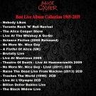 Alice Cooper - Best Live Album Collection 1969-2019 (20CD Promo Edition 2020)