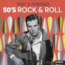 Various Artists - Fast And Furious 50's Rock And Roll (2020) CD