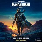 Ludwig Goransson - The Mandalorian Season 2 Vol. 1 [Chapters 9-12] (2020) CD