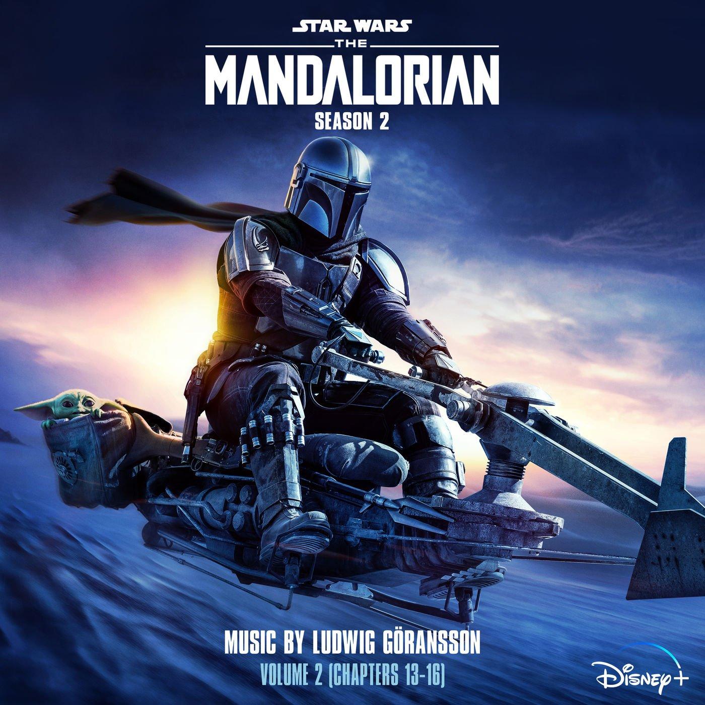 Ludwig Goransson - The Mandalorian Season 2 Vol. 2 Chapters 13-16 (2020) CD