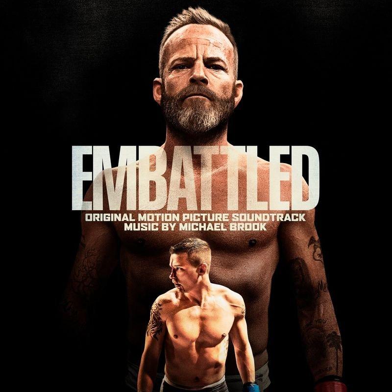 Michael Brook - Embattled [Original Motion Picture Soundtrack] (2020) CD