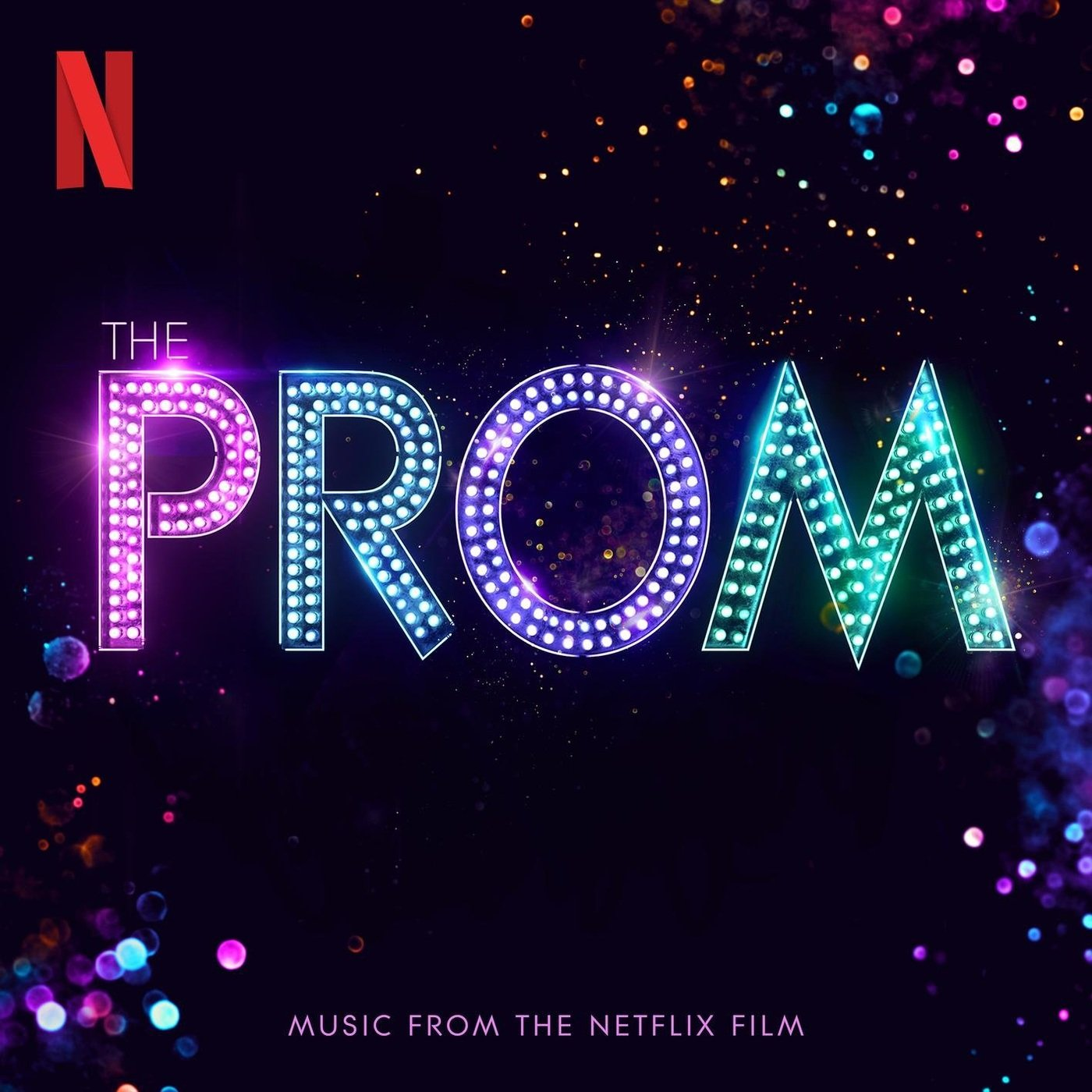 Various Artists - The Prom [Music From The Netflix Film] (2020) CD