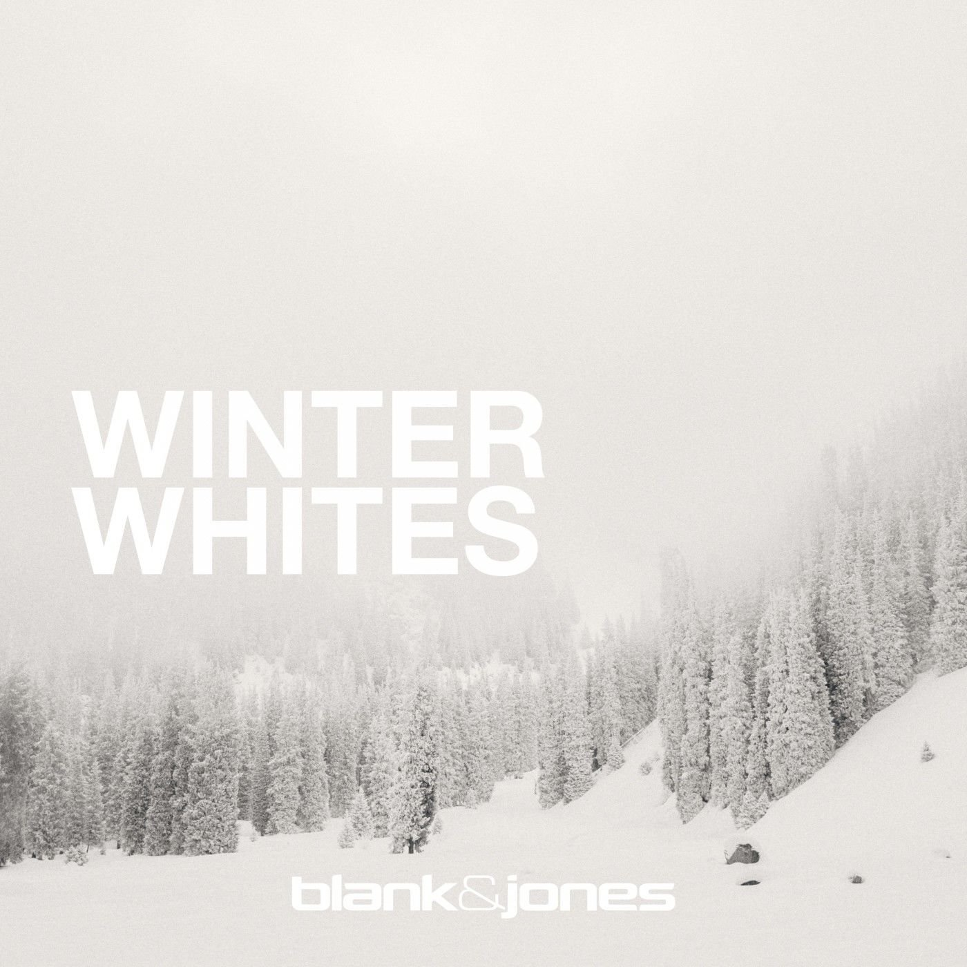 Blank And Jones - Winter Whites (2020) CDSingle