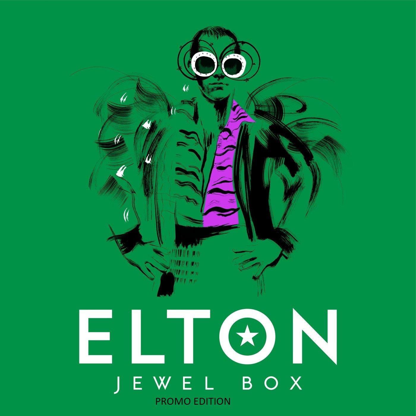 Elton John - Jewel (2020) 8CD Promo