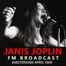 Janis Joplin - FM Broadcast Amsterdam April 1969 (2020) CD