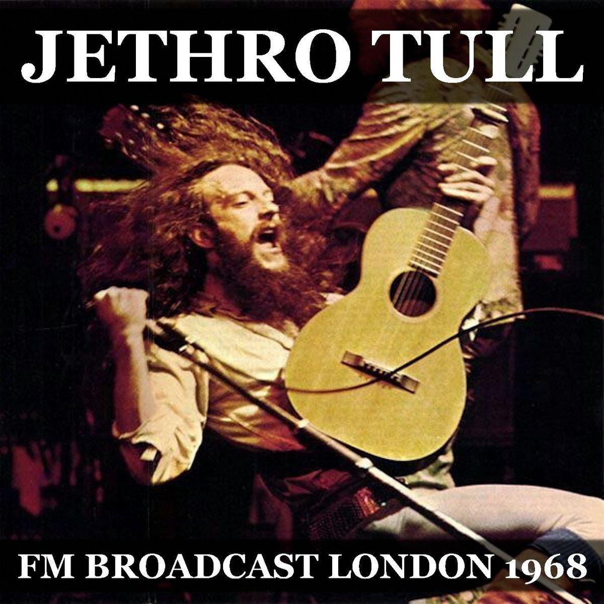 Jethro Tull - FM Broadcast London 1968 (2020) CD